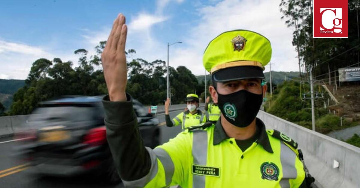 Exceso de velocidad y desobedecer las señales de tránsito, las principales causas de siniestralidad vial en el país