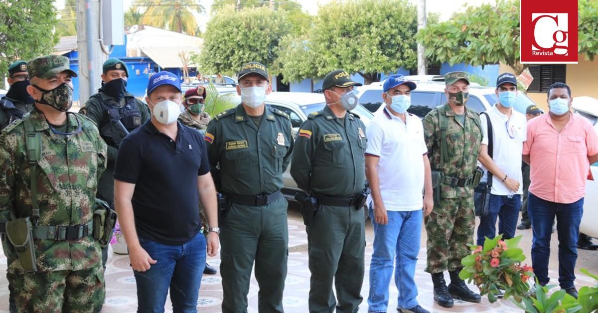 """«Nuestro""""Ofrecemos una recompensa de hasta $50 millones por responsables de masacre"""", gobernador de Sucre"""