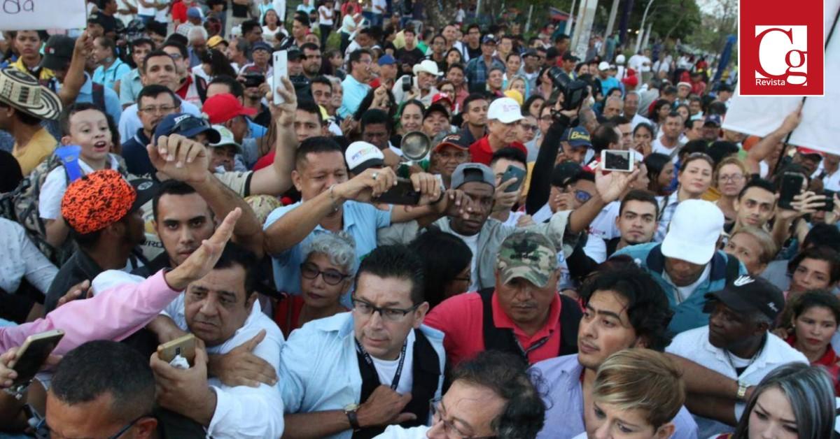 Protección de marchantes será garantizada por Gobernación del Magdalena