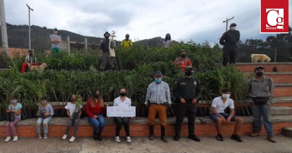 El programa 'Hojitas Comunales' llegó a Nobsa, Boyacá