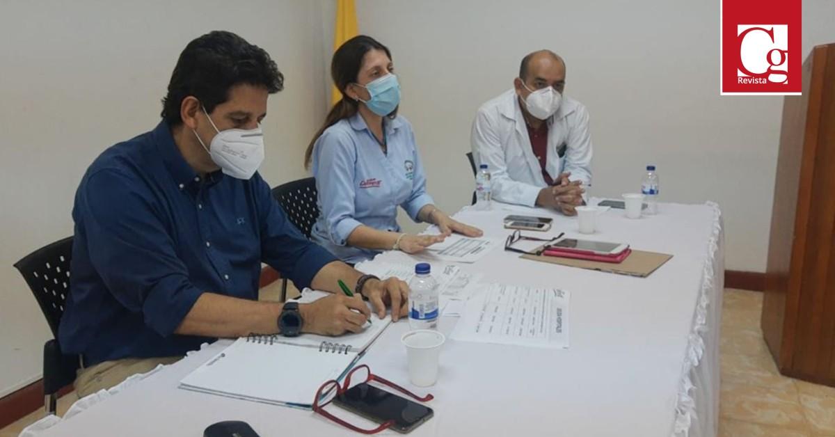 Gobierno de Sucre aportará 700 millones de pesos al Hospital de Corozal