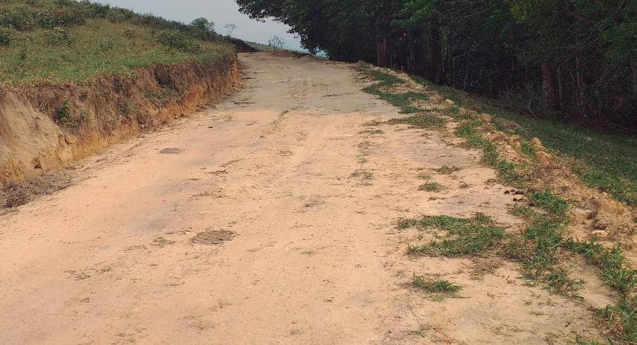 """En el Plan de Desarrollo """"Unidos, Támara Emprende"""" se pretende entregar 300 kilómetros de vías terciarias en perfecto estado."""