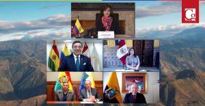 Países de la CAN aprueban Carta Ambiental Andina