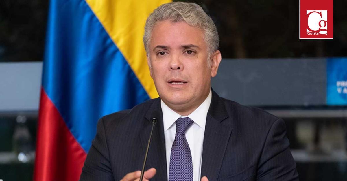 Este martes y miércoles, el Presidente Duque participará en el XII Foro Ministerial para el Desarrollo en América Latina y el Caribe
