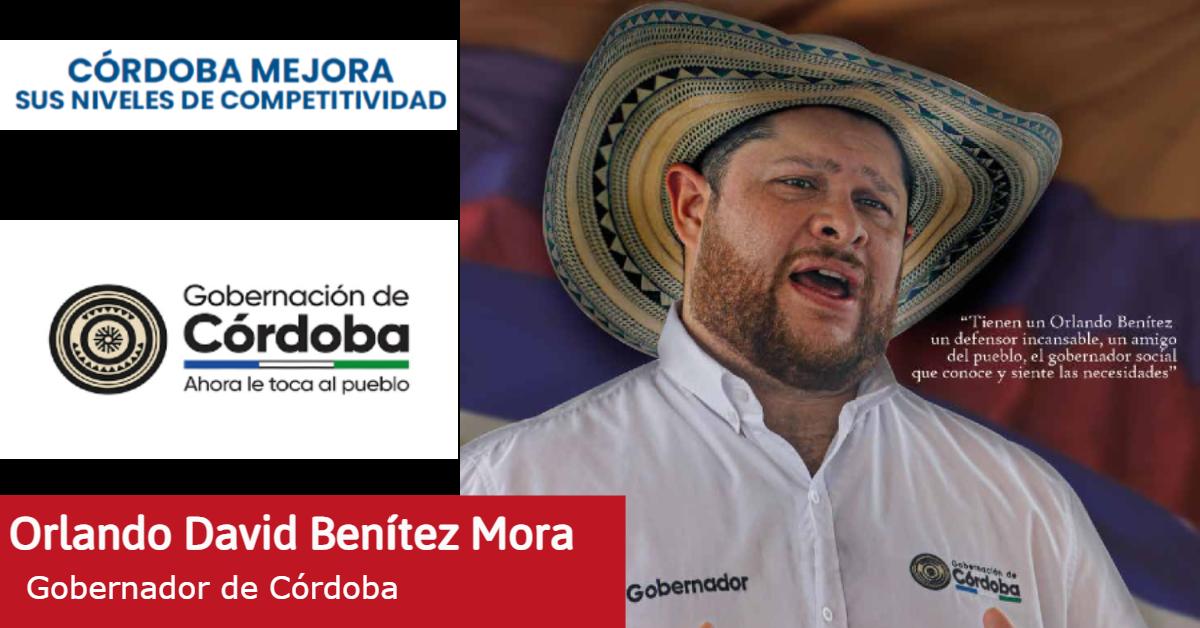 Orlando David Benítez Mora