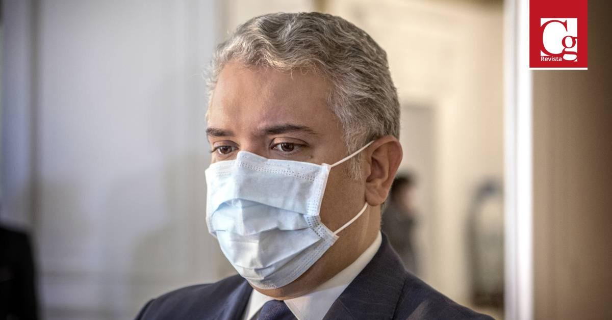 Pandemia no se irá este año, vacuna traerá esperanza, pero es necesario seguir el autocuidado: Duque