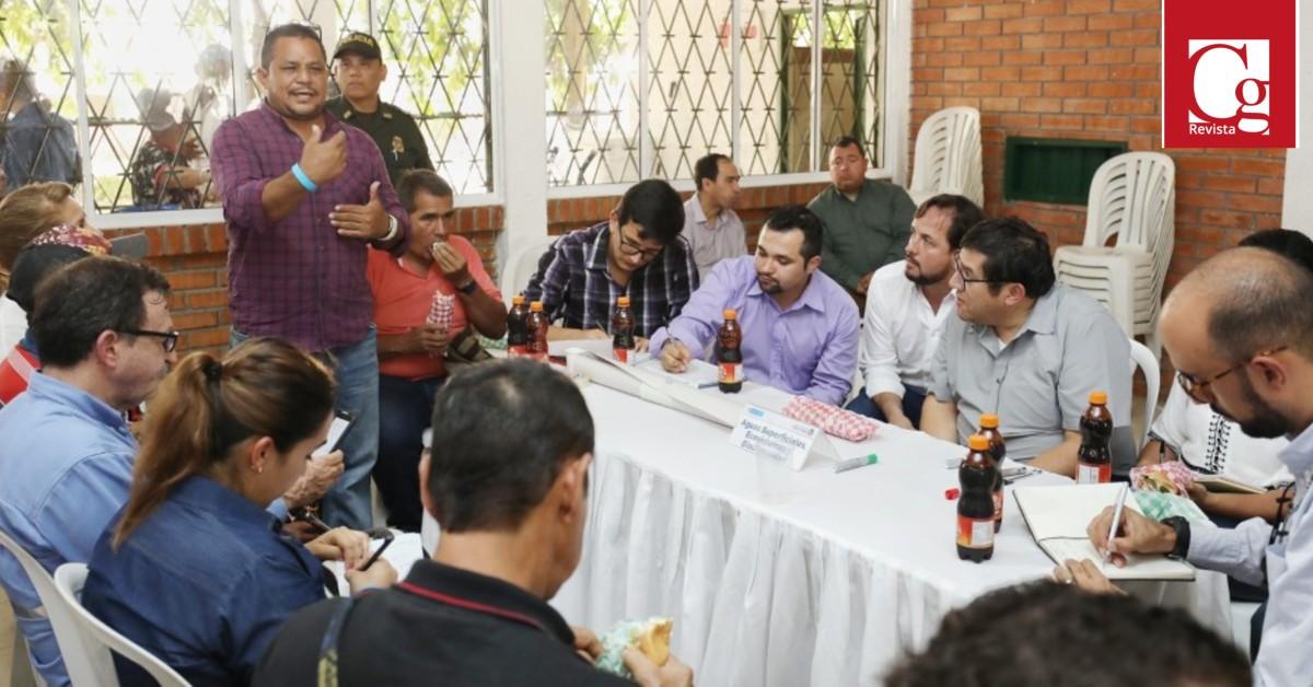 Dialogo Puerto Wilches