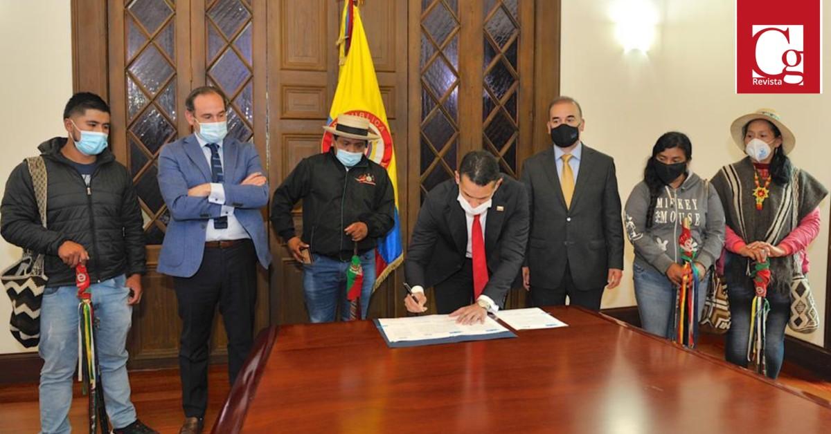 Inversión Indígenas del Cauca