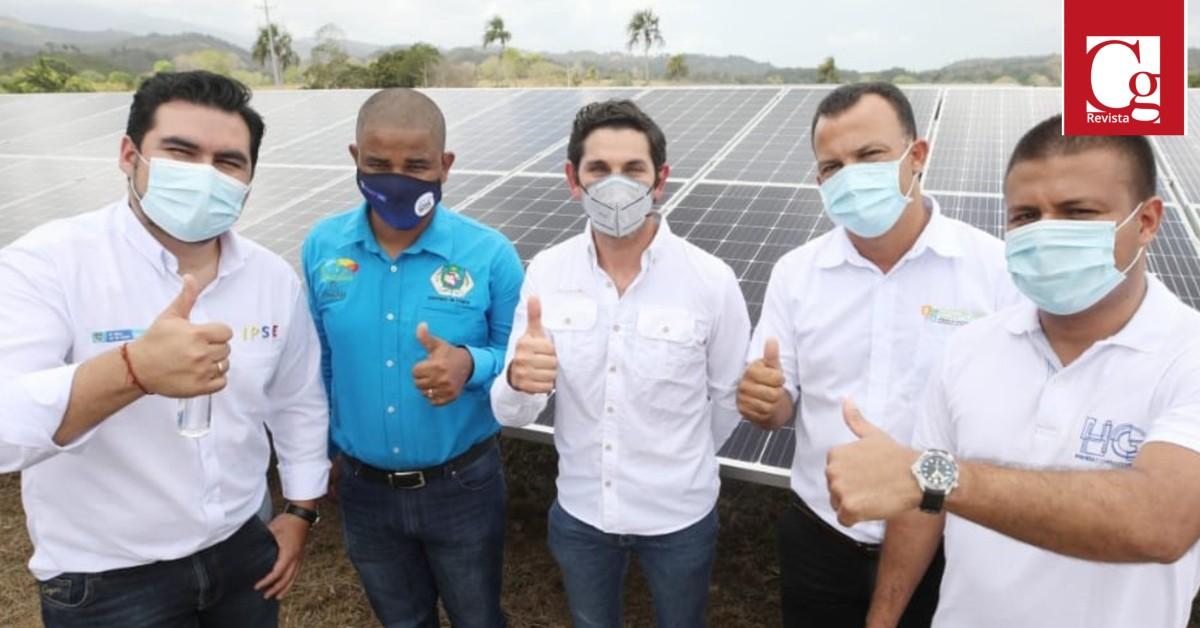 Minenergía entrega proyectos para proveer de energía eléctrica a Unguía (Chocó)