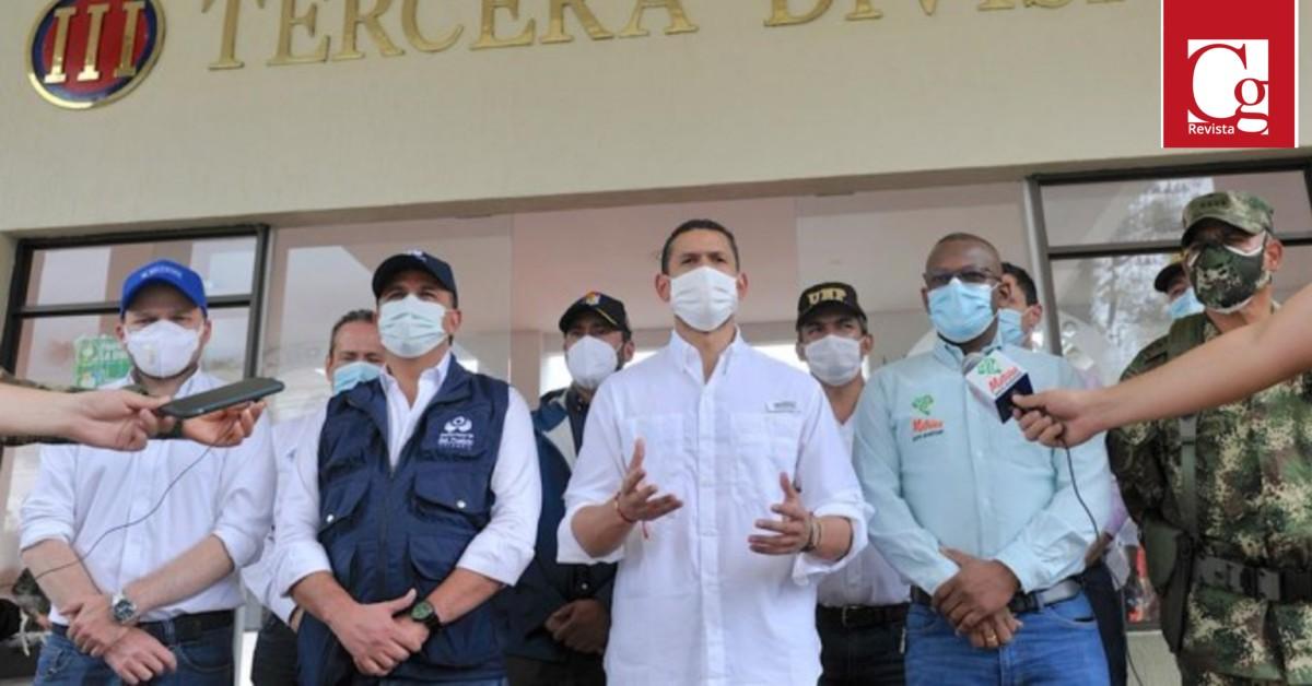 Ministerio del Interior lideró la cesión de la CIPRAT en el Cauca
