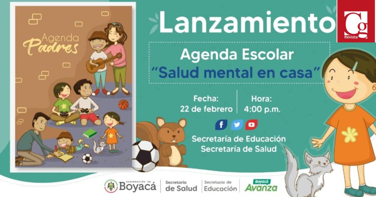 """Gobernación de Boyacá lanzó programa """"Salud mental en casa"""""""