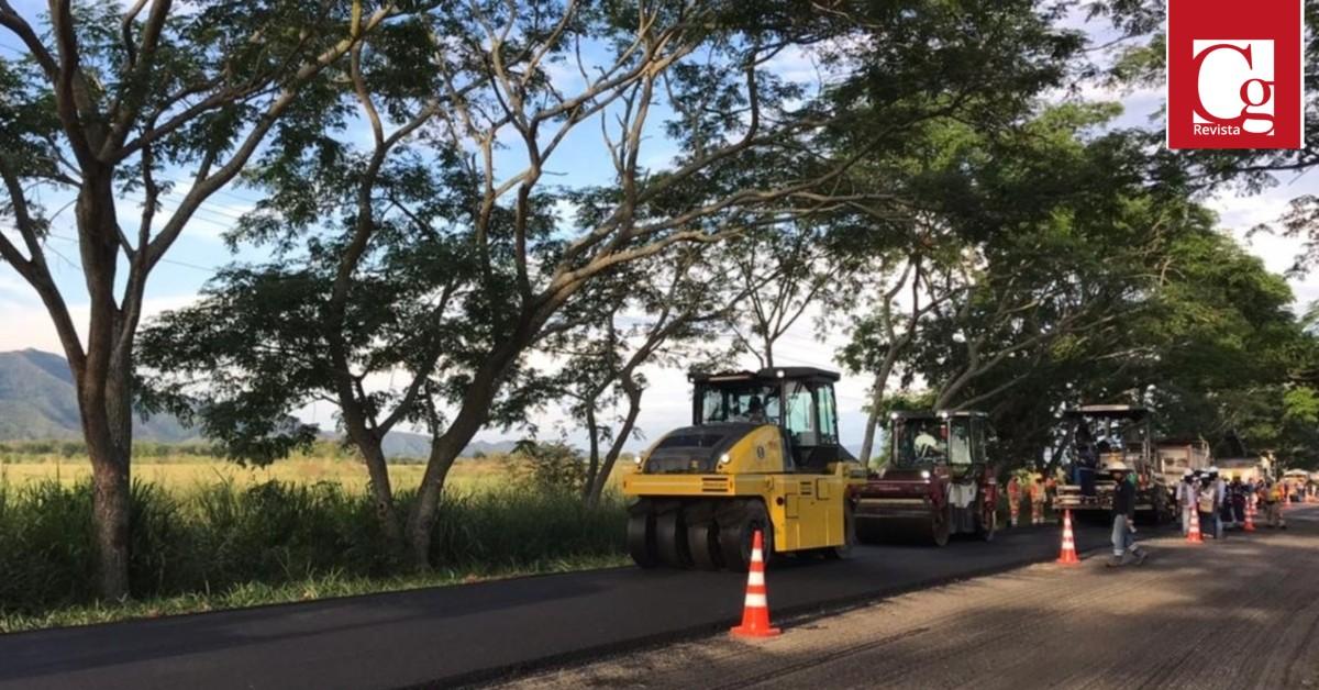 La ANI avanza en los tramos 4 y 5 ha cumplido en los tramos 4 y 5 del proyecto Cambao-Manizales