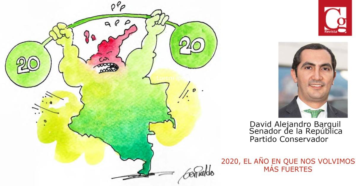 2020, EL AÑO EN QUE NOS VOLVIMOS MÁS FUERTES (1)