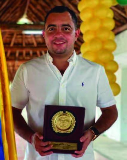 Alcalde Calamar Bolívar
