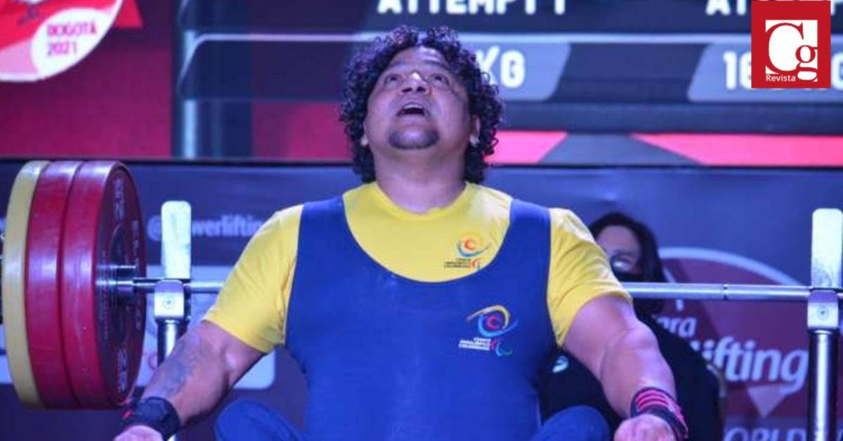 Colombia celebra el título de la Copa Mundo de Para Powerlifting