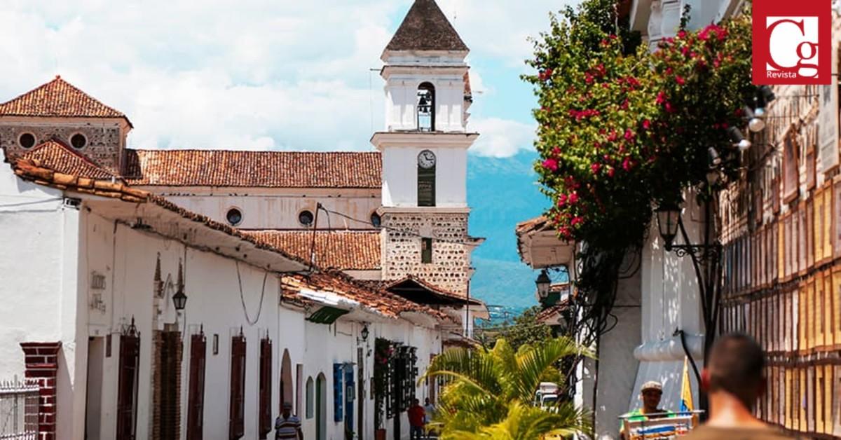 Inició celebración de Semana Santa en Santa Fe de Antioquia