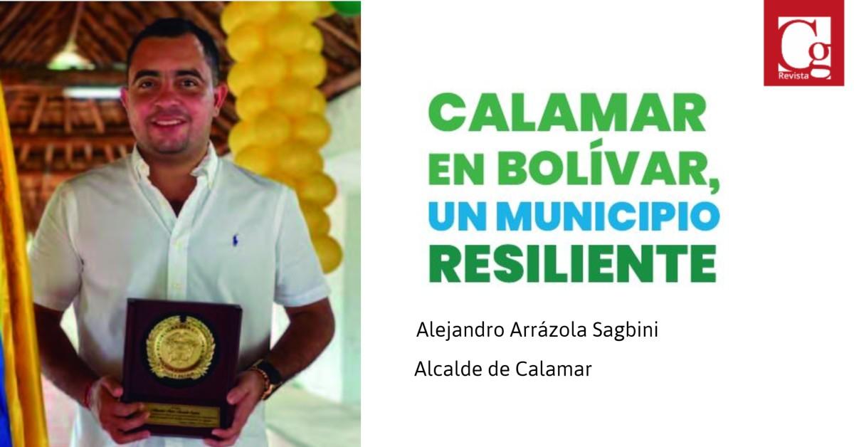 Calamar en Bolívar, un municipio resiliente