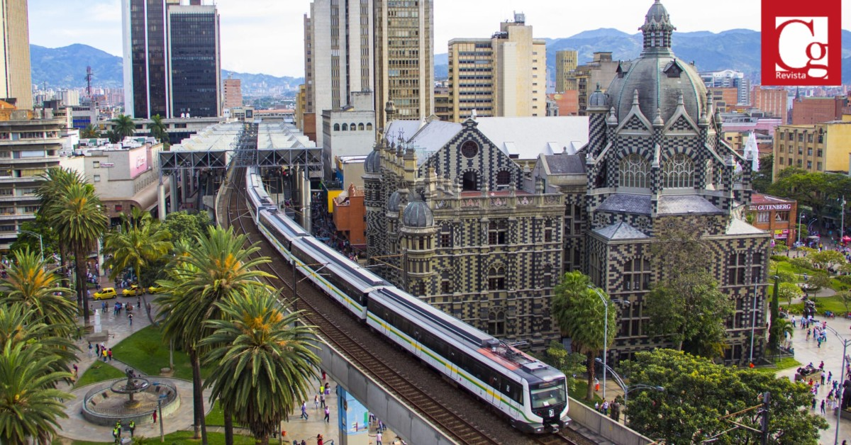 Avanza Proyecto que convierte a Medellín en Distrito Especial