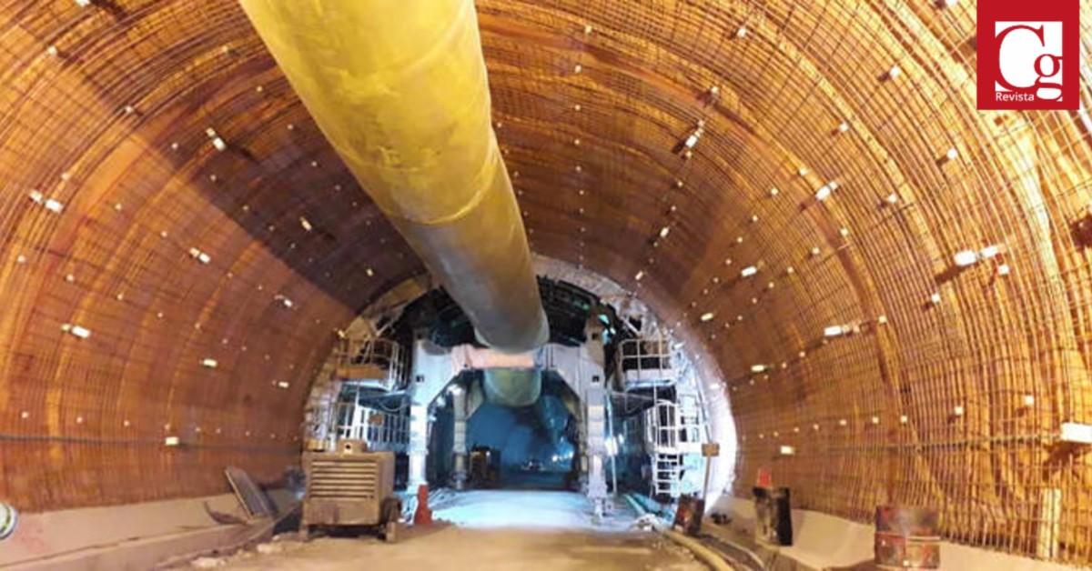 Gobierno avanza en construcción de túneles en la vía al Llano