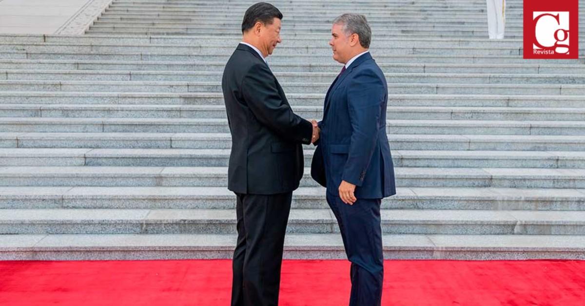 Presidente chino Xi Jinping espera fortalecer cooperación con Colombia