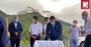 MinInterior financia obras de infraestructura social y de seguridad  en Boyacá