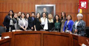 Comisión Legal para la Equidad de la Mujer aprueba agenda de trabajo
