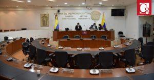 Comisión VII realizó Audiencia pública, referente a reforma de salud