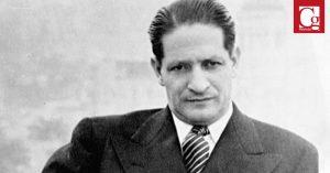 Se conmemoran 73 años del magnicidio de Jorge Eliecer Gaitán