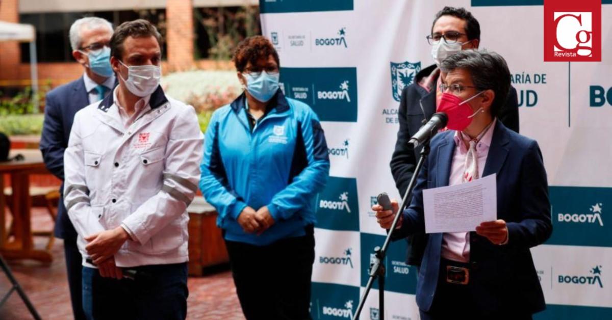 Bogotá pasa de Alerta Amarilla a Naranja y alista medidas para el tercer pico