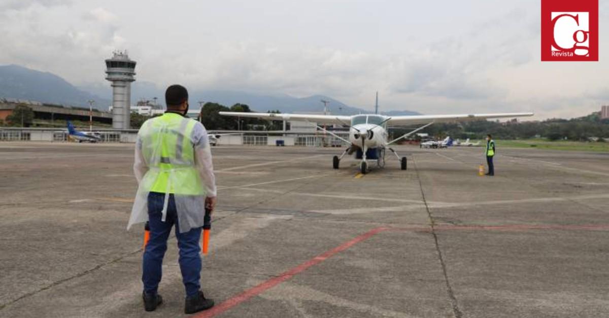 Gobierno unifica protocolos de bioseguridad para vuelos nacionales e internacionales