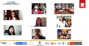 Maestros alfareros de los países de la Comunidad Andina participaron en conversatorio sobre oficios tradicionales