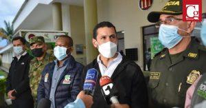 MinInterior adelantó consejo de seguridad en el Cauca y rechazó expresiones de violencia y vandalismo