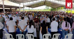 Comisión de paz se reunió con campesinos del Catatumbo