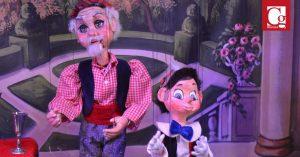 La Colección del Teatro de Marionetas de Jaime Manzur es patrimonio de la Nación