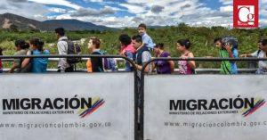 A un paso de convertirse en ley, proyecto sobre Política Integral Migratoria Colombiana