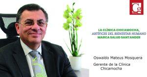 La Clínica Chicamocha, artífices del bienestar humano marca salud Santander
