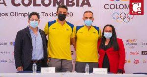 Cabal y Farah inauguraron Casa Colombia