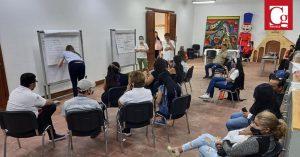 Invitación a población migrante y periodistas para conformar grupo focal sobre entornos fronterizos seguros