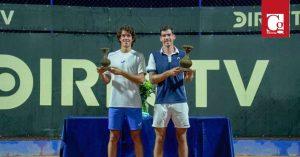 Gerald Melzer se quedó con el título del Challenger de Tenis en Bogotá