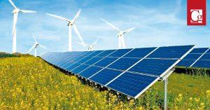 Colombia multiplicó por 15 la capacidad instalada de generación eléctrica con energías renovables