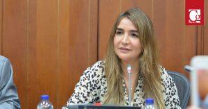 Salud, niños y mujer, temas  prioritarios para Senadora Nadia Blel Scaff